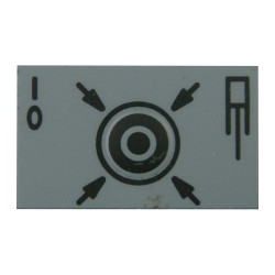 Étiquette bouchon Isolator 3