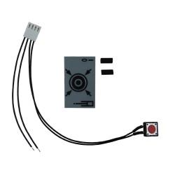 Interrupteur + étiquette Isolator 3