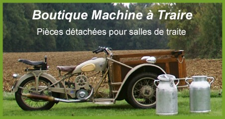 Boutique Machine à Traire